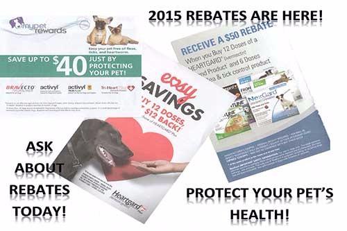 2015 Rebates